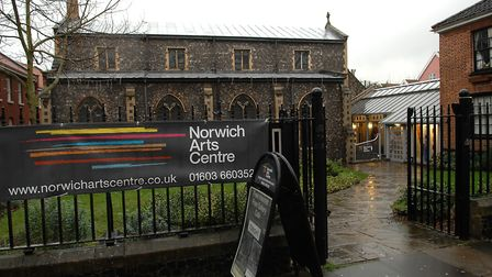 Plans have been submitted for a major revamp of Norwich Arts Centre. Picture: Denise Bradley