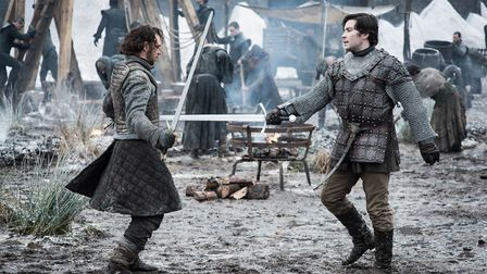 The Night King is headed for Winterfell, where those in the North have been preparing for the battle