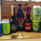 Adnams has some great new products out this spring including a spruce-flavoured beer Picture: Ed Ba