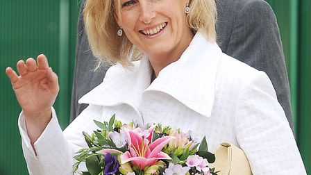 HRH The Countess of Wessex will be the president for the 2019 Royal Norfolk Show. Picture: Ian Burt