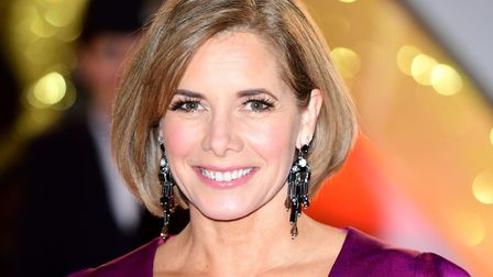 Dame Darcey Bussell who has stepped down as a judge from Strictly Come Dancing: Picture (C) Ian West