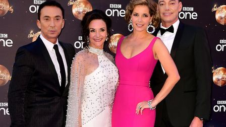 The Strictly judges of 2018 - Bruno Tonioli (left) Shirley Ballas, Darcey Bussell and Craig Revel-Ho