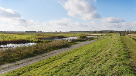 Once finished, the nature reserve is likely to attract around 120,000 visitors per year Picture: NIC