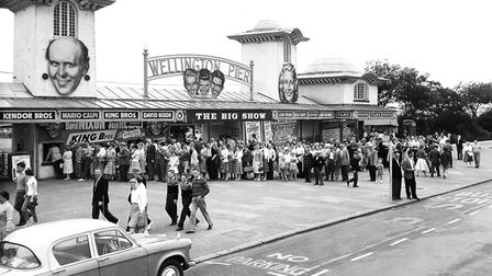 August, 1959. Does anyone remember the King Brothers? Picture: ARCHANT