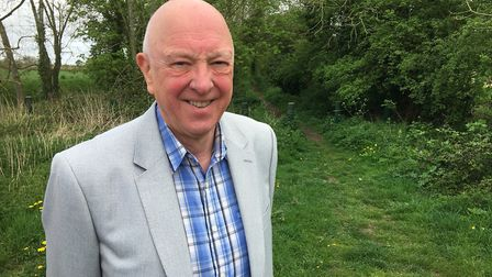Nigel Frankland, chairman of Burston and Shimpling Parish Council, said nearly £5,000 had been raise