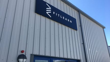 FitLearn's now closed base at the Phoenix Enterpirse Park, Lowestoft. Photo: Archant
