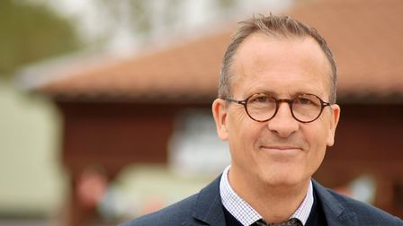 Greg Hayman, Liberal Democrat candidate for Trunch in the 2019 North Norfolk District Council electi
