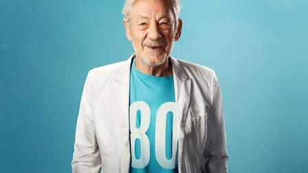 Ian McKellen is on tour at 80 stages across the UK to celebrate his 80th birthday this year Credit: