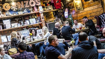 You can now buy Redwell's 'Chewy IPA' at Gonzo's tea room in Norwich under a new collaboration.