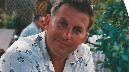 Paul Garner, who has passed away aged 52 Picture: submitted by Mark Garner