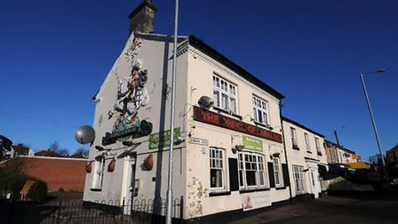 The Prince of Denmark pub. Picture: Antony Kelly
