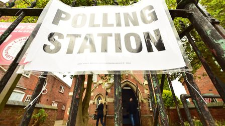 Saxlingham Nethergate has been left without a polling station for the local elections. Picture: Nick