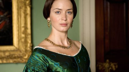 Emily Blunt is a feisty Queen Victoria in The Young Victoria