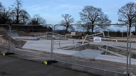 Since 2015, The Beccles Skatepark Community and Beccles Town Council were working towards the rebuil