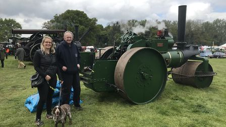 Over 7,000 people enjoyed this weekend's Vintage Rally in Stardsett. Picture: Victoria Pertusa