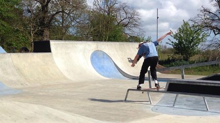 Novice to skilled thrill-seekers gathered at Beccles Common on Sunday (May 5) for the opening of the