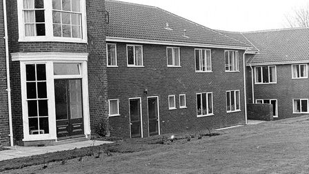 Woodlands Observation and Assessment Centre in March 1974. Picture: Archant archives.