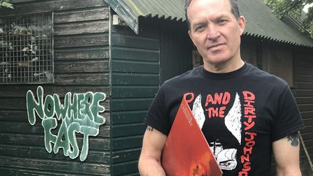 Mark Blenkiron fell in love with punk music as a teenager, now he runs an online radio station dedic