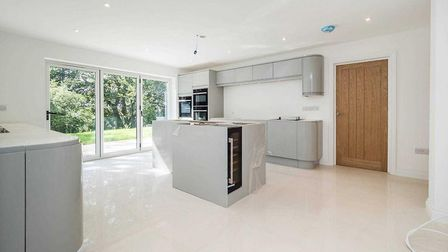 A six bedroom house in Brundall. Pic: Pymm & Co.