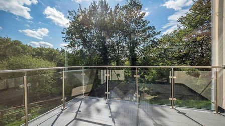 A six bedroom house for sale in Brundall. Pic: Pymm & Co.