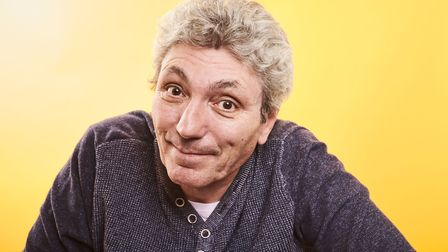 Paul Mayhew-Archer will be appearing at The Playhouse on Friday, May 10. Picture: Gaby Jerrard PR