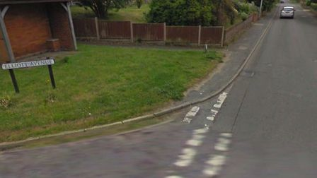 A 16-year-old boy was assaulted at the junction of Elliott Avenue and Covert Road in Reydon with wha