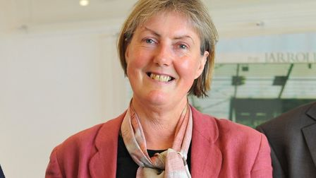 Green Party councillor Denise Carlo called on councils to get tougher with bus operators. Photo: Arc