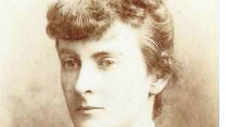 Margaret Fountaine, Victorian lepidopterist and traveller. Photo: Norfok Museums and Archaeology Ser