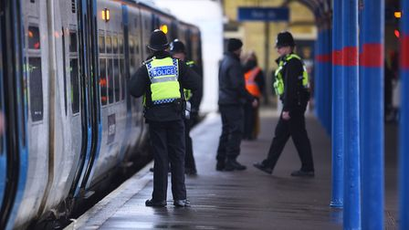 British Transport Police will be conducting patrols on Greater Anglia trains due to a new dangerous