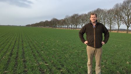 Charles Shropshire of G's is one of the case studies featured in the NFU's report: 'Delivering for B