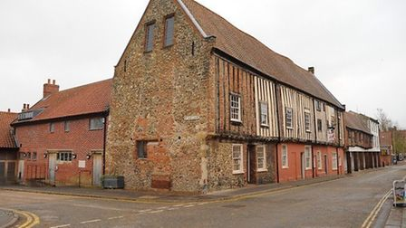 Dragon Hall, Norwich. Picture: Archant.