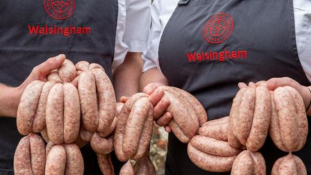 Co-host of the Big Norfolk Sausage Bash, Walsingham Farm Shop, is known for its high quality sausage