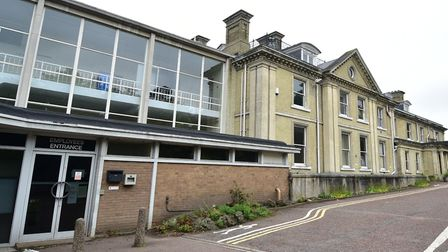 The inquests of James Hay and Barry Stebbings opened at Norfolk Coroner's Court, in Carrow House, No