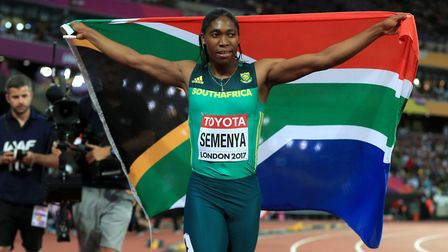 The CAS and IAAF ruling against Caster Semenya has caused controversy. Picture: PA