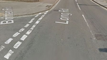 Roadworks are set to be carried out by Essex and Suffolk Water at the junction of Britten Road and L