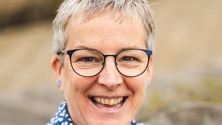 Cathy Arbuthnot Jones, who works as a community mental health nurse, specialising in dementia. Photo