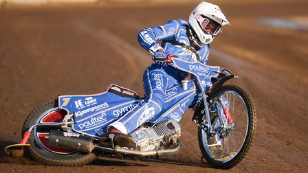 Kasper Andersen is expected to be fit for the Stars trip to Belle Vue Picture: IAN BURT PHOTOGRAPHY
