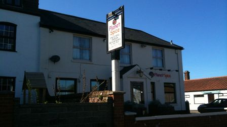 Planet Spice in Ormesby has been threatened with a £40,000 fine for employing illegal immigrants.