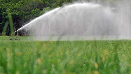 East Anglia's summer irrigation prospects have been downgraded to 'poor' by the Environment Agency.