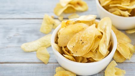 Crisps Picture: Getty Images/iStockphoto