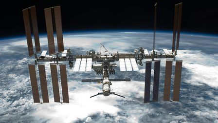 The International Space Station on 29th May 2011. Photo: NASA/NSSDCA