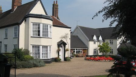 The Holmwood Residential Home, in Bungay received an outstanding rating. Picture: Contributed by Hol