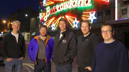 Skipinnish, who will be appearing at King's Lynn Festival Picture: Skipinnish