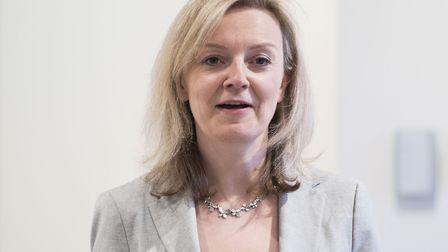 Elizabeth Truss will not be standing in the Conservative party's leadership race. Picture: Matthew U