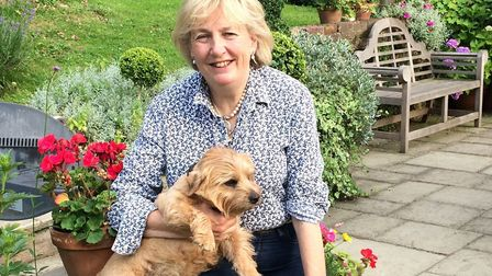 Lady Philippa Dannatt who will become Lord Lieutenant of Norfolk on August 5, 2019. Picture: submitt