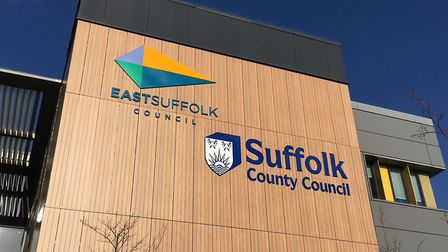 East Suffolk Council headquarters at Riverside in Lowestoft. The council is now operational, replaci