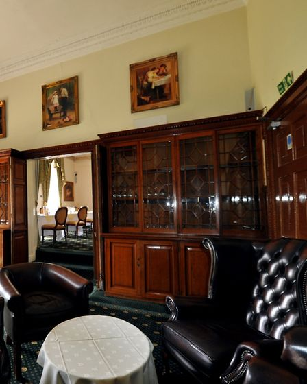 How the old Caistor Hall Hotel looked before the refurbishment. Pic: Archant.
