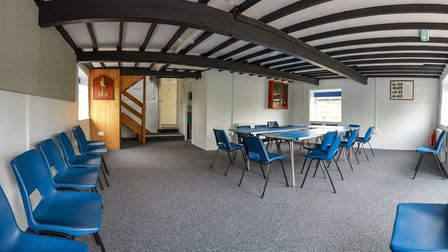 Sea scouts will have more space for meetings since the refurbishment. Picture: Contributed by Nichol