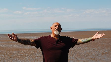Joe Rose, who has embarked on a new career as a singer after turning 60 Picture: Chris Bishop