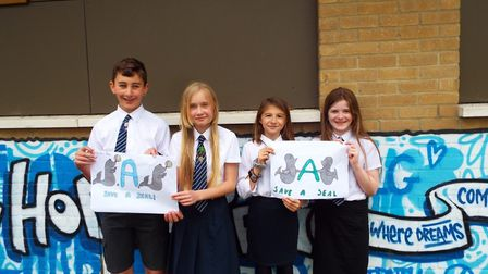 Homefield Primary School's Junior Leadership Team have become advocates for change and are raising t